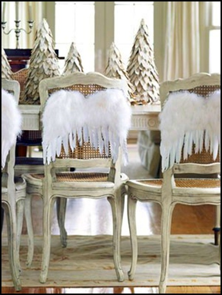 angel wing chairs