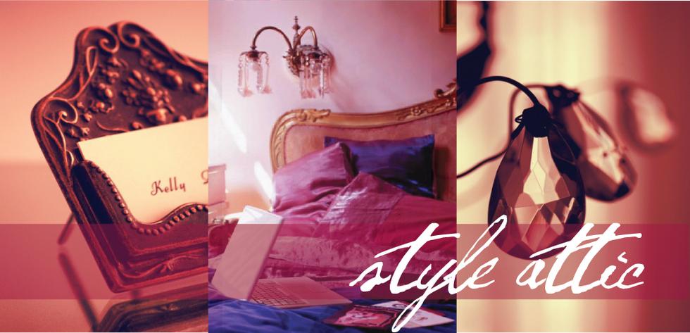 Style Attic header