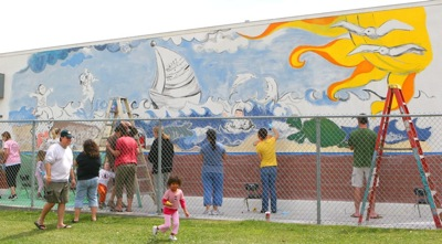 Alta Vista Mural