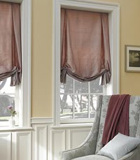 Christine Fife Interiors - Design With Christine - Roman Shades 101