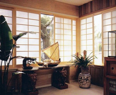 Asian Style Window Treatments http://www.christinefife.com/design-with-christine/tag/asian