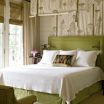 Christine fife interiors design with christine - Ciel de lit chambre adulte ...
