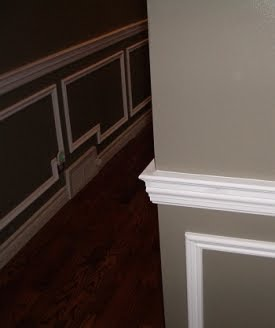 picture frame trim