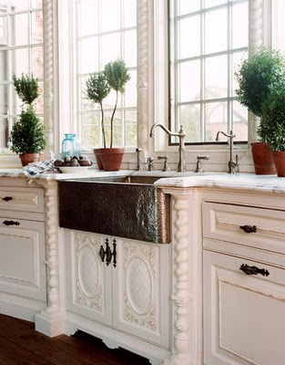 I Was Intrigued By This Monthu0027s House Beautiful Kitchen Of The Month I Wanted To Know What You Thought It Is A French Look With Quite A Formal Feel And