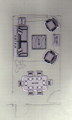 furniture layout for square living room. it s easy to arrange