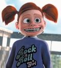 "Darla from ""Finding Nemo"""