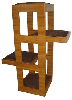 Trendycat Cat Tower Furniture Provides Modern Contemporary
