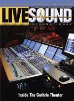 Live Sound, September 07
