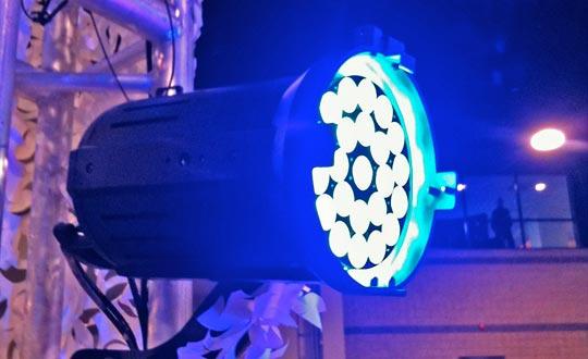 Wybron LED Spot