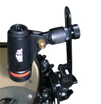 The HH1 is a very flexible and useful tom mic mount.