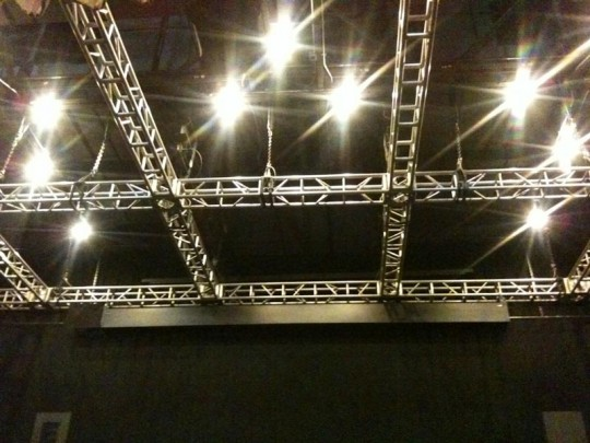 The empty truss