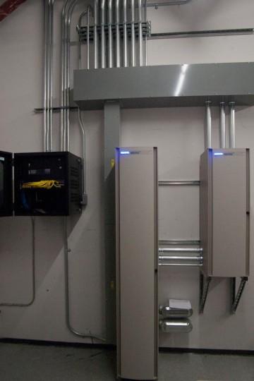 ETC Sensor Racks