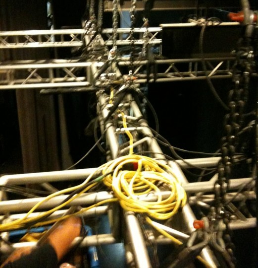 Old Truss Wiring