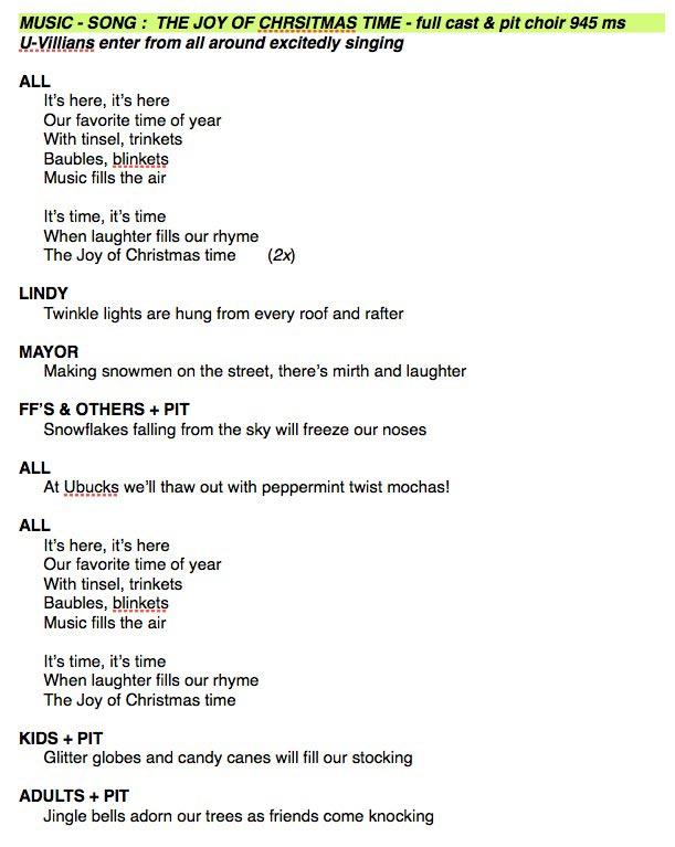 image - Lyrics To This Christmas