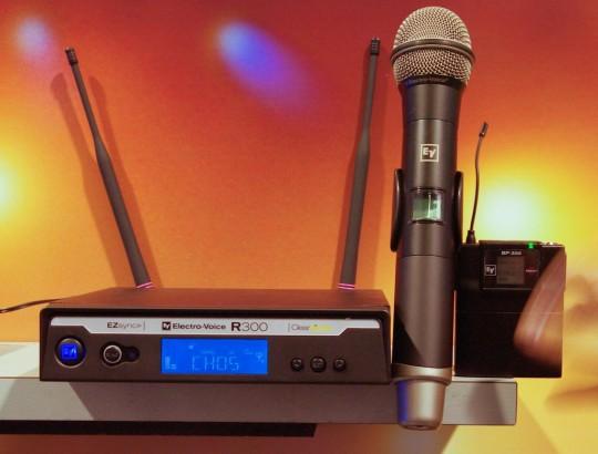 EV's new R300 Wireless
