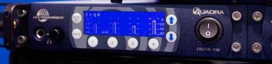 Lectrosonics Quadra Transmitter