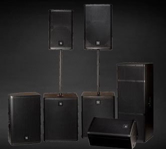EV LiveX Speakers