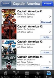 Comics-marvel