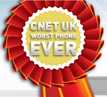 CNET UK's award