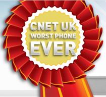 CNET UK's award