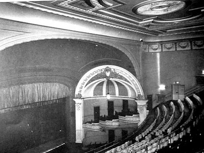 theatre in america during the 1930s
