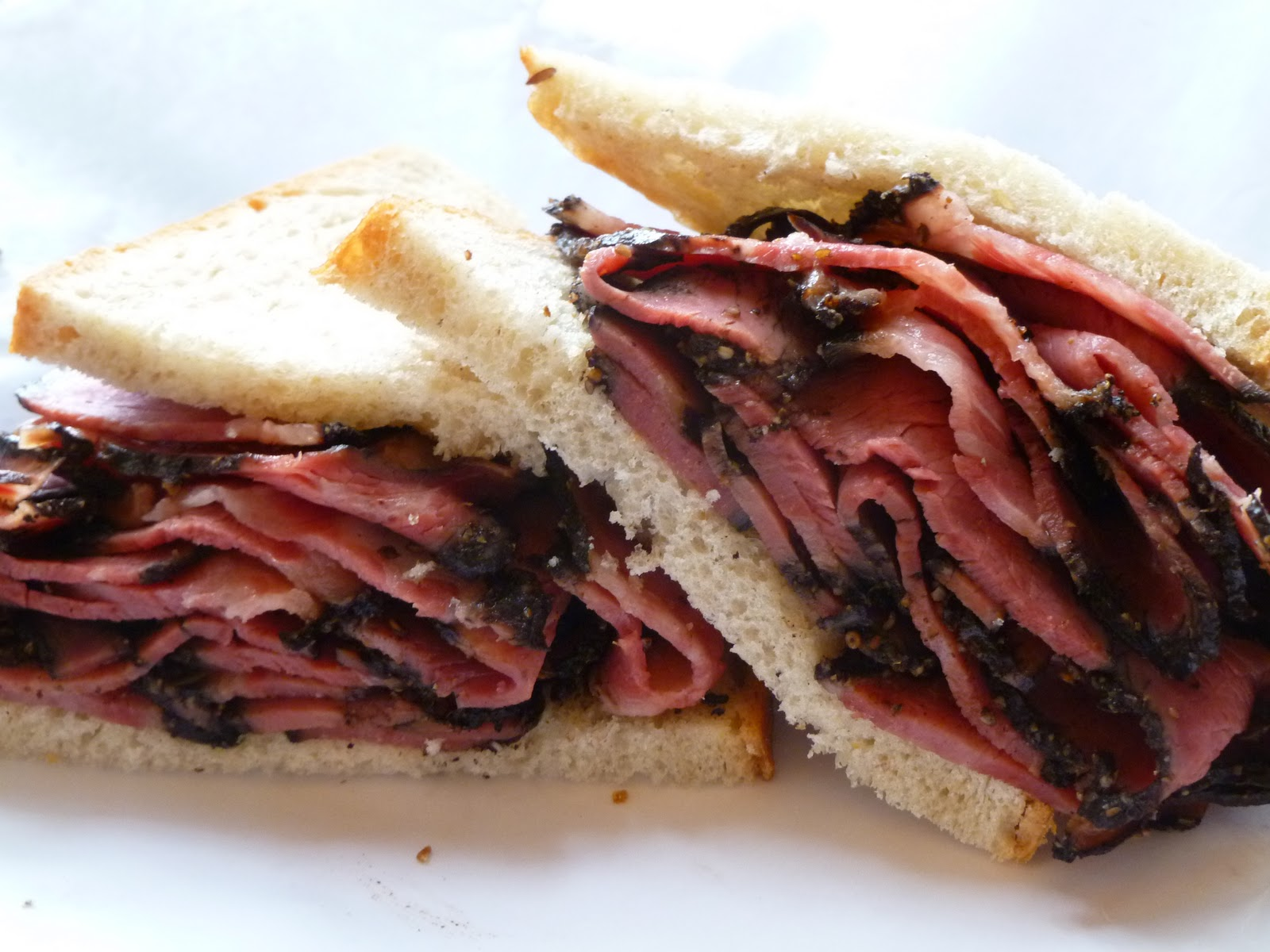 pastrami home made pastrami what exactly is pastrami pastrami sandwich ...
