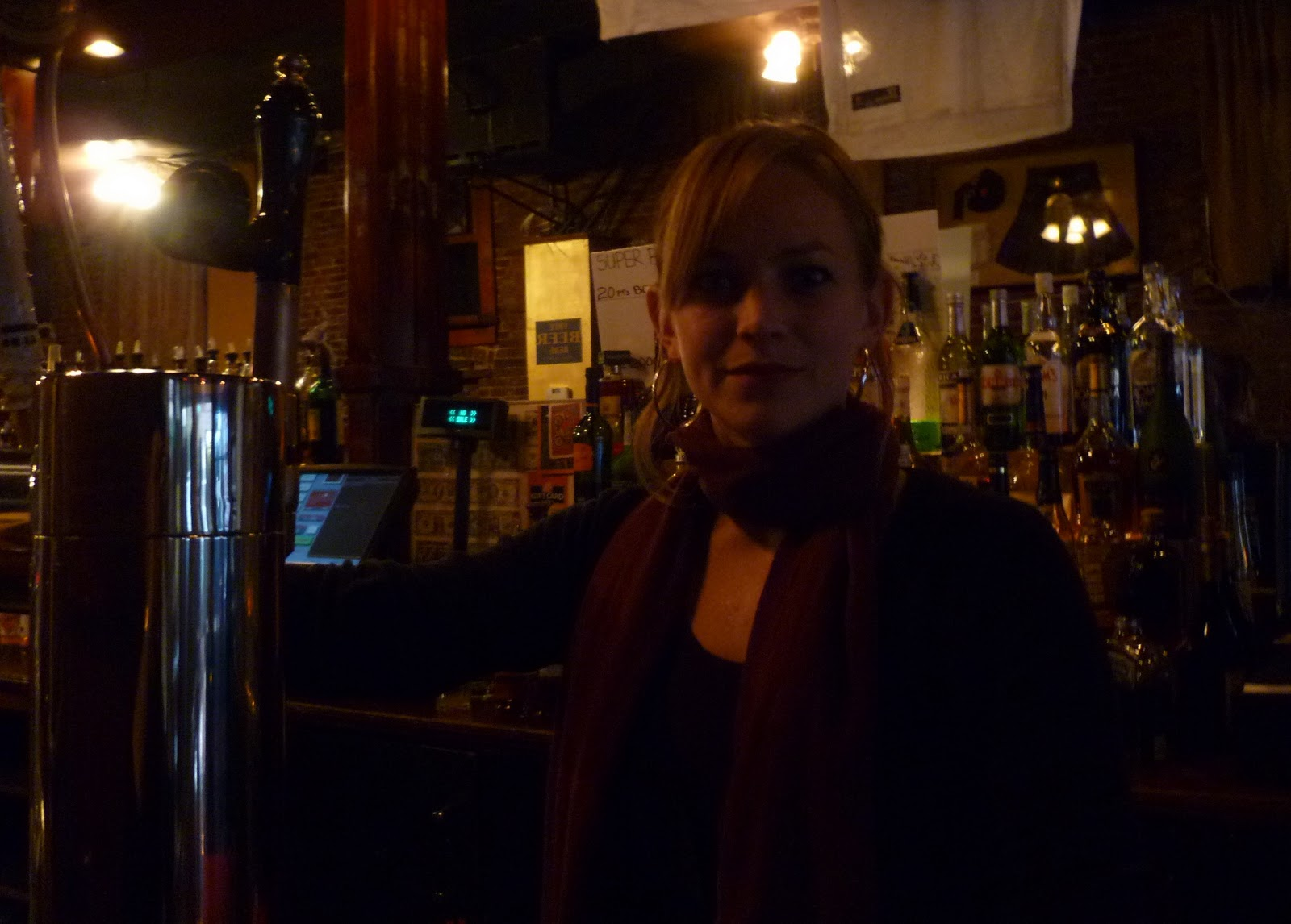 Know your bartender kristin lees loki lounge home heres loki lounge on fifth avenue and second street has two identities during the week its known for its long bar 12 rotating taps good happy hour sciox Choice Image