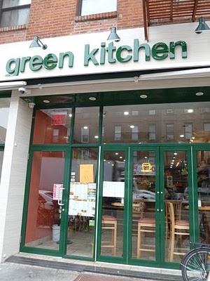 Green Kitchen Menu Park Slope