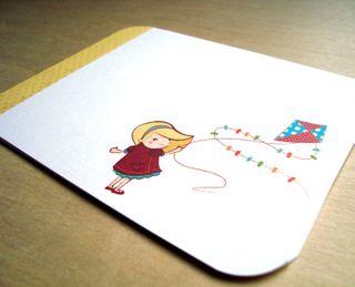 Kite girl 3
