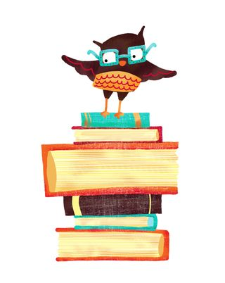Bookish Owl copy