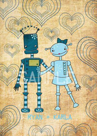 Robot Sample 1