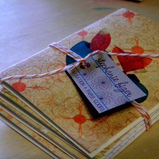 Teacup notebook