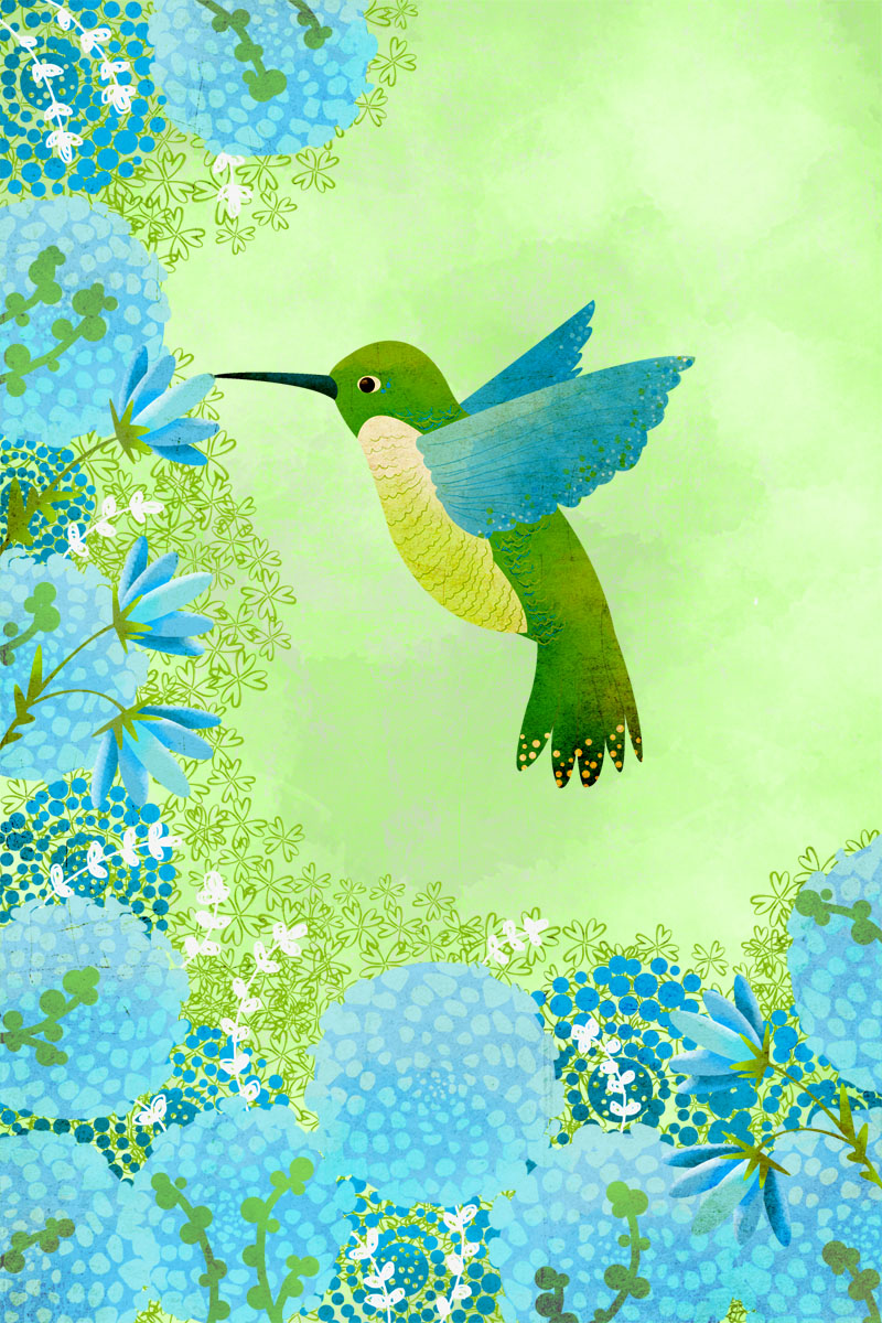 Hummingbird 2 4x6 copy