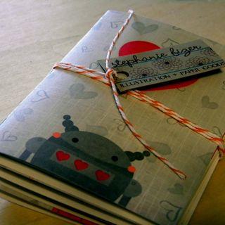 Robot notebook