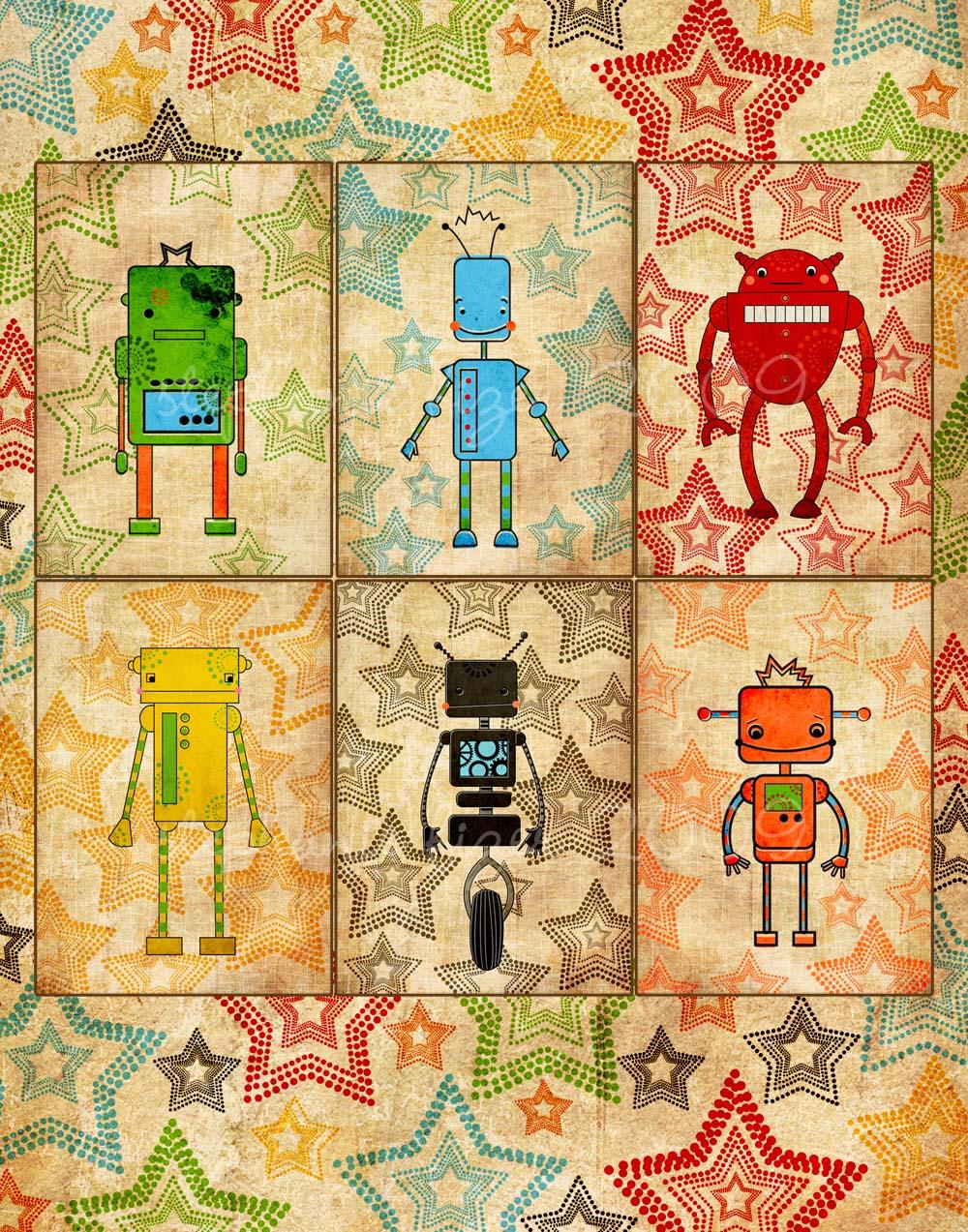 Robot Six