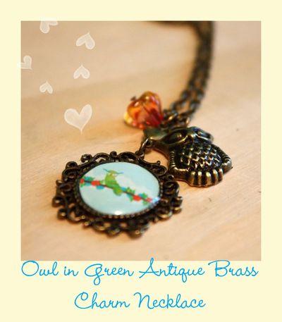 Owl blog giveaway
