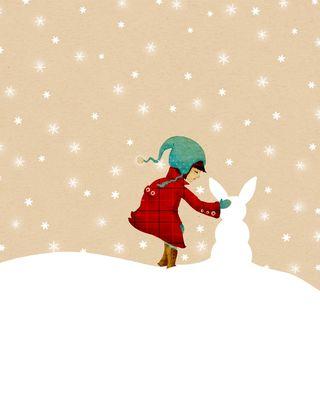 Snow Bunny 2 copy