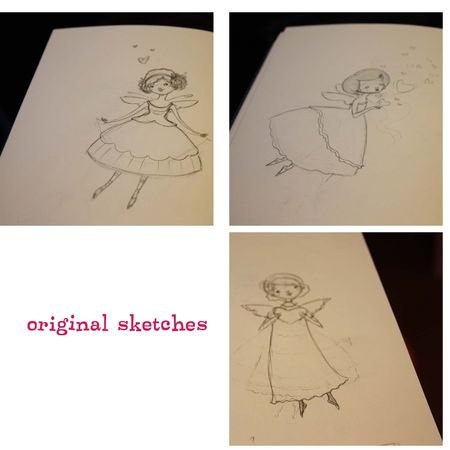 Sketches orignal