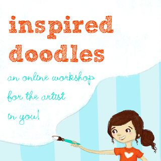 Inspired doodles blog graphic