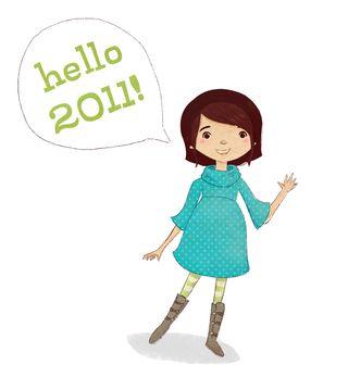 Hello girl 2011