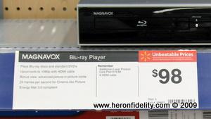 Magnavox NB530MBX Blu-ray Disc Player