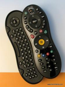 TiVo Slide Remote Control
