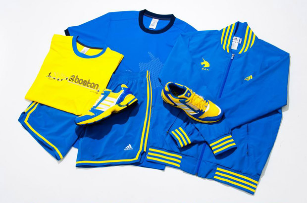 Boston Marathon gear