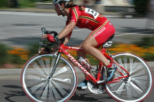 tammy sadle cycling