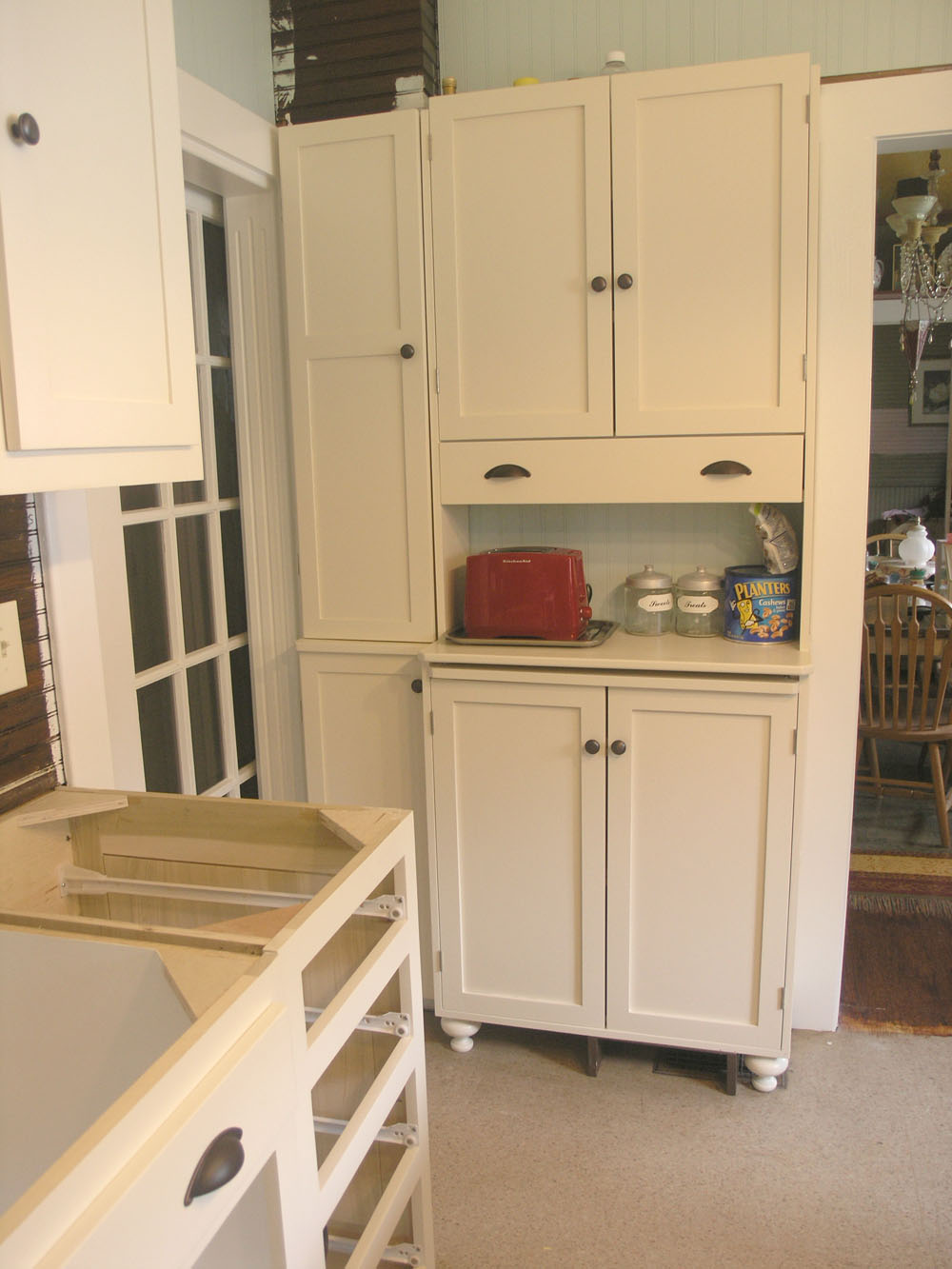Kitchen Makeover update - Shabby Cottage Studio