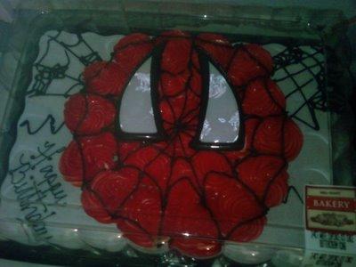 Spiderman cupcake cake walmart - photo#9