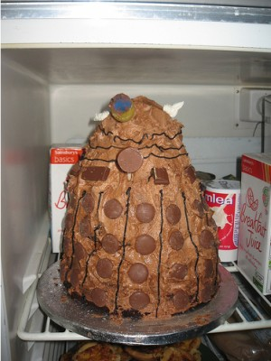 Guy Birthday Cake