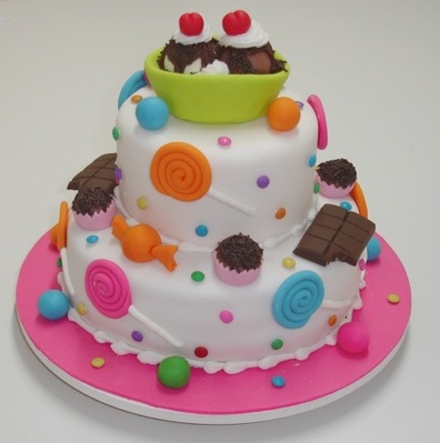 Sweets Birthday Cake Images : Cake Wrecks - Home - Sunday Sweets: Candy!!
