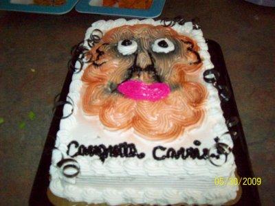 Cake Wrecks Home Letter Vs Spirit