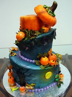 Cake Wrecks - Sunday Sweets: Halloween